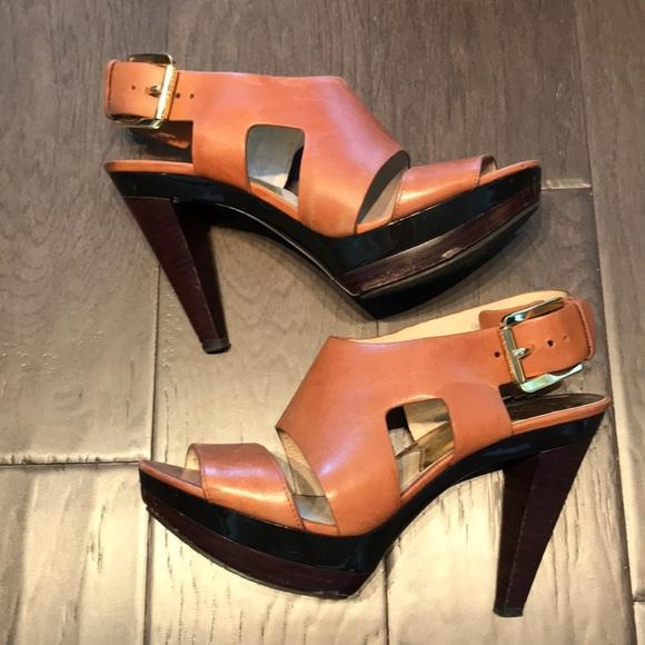 MICHAEL Michael Kors Shoes - Michael Kors heels size 8